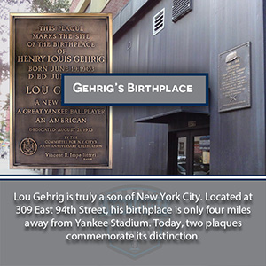 Gehrig_Birthplace